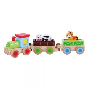 farm animal train