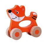 wheelie fox