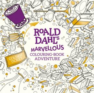 Roald Dahl Colouring Book