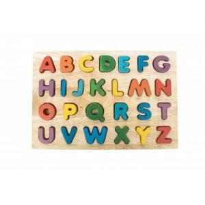 q toys alphabet puzzle