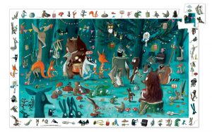 Orchestra jigsaw puzzle