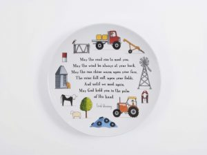 red tractor designs mixed farm blessings