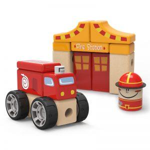 fire station blocks