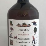 Red Tractor Designs Australian Gardener's Soap