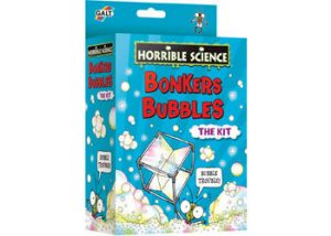Galt Horrible Science - Bonkers Bubbles