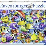 RAVENSBURGER PUZZLE 500PC - TROPICAL TRAFFIC