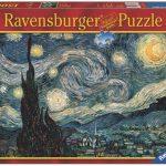 Ravensburger 1500 Piece Van Gogh Starry Night Puzzle