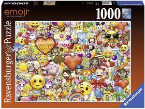 Ravensburger Emoji 1000 Piece Jigsaw