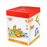 TOOKY TOY CITY BLOCK SET 100 PIECES