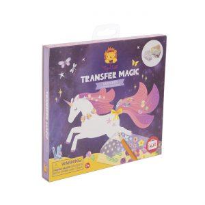 Tiger Tribe Transfer Magic Unicorns