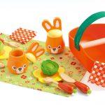 Djeco Jojo's Bunny Picnic Tea set