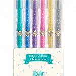 lovely paper glitter pens