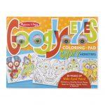 melissa & doug googly eyes activity pad