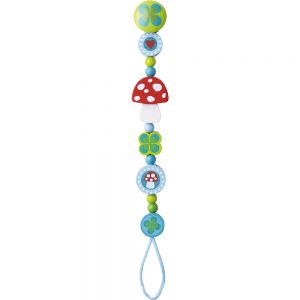 Janod Pacifier Chain Lucky Charm