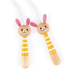 Skipping Rope Bunny Design by Janod