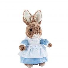 mrs rabbit plush 16cm high