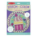 Melissa & Doug Stitch by Colour Craft Kit