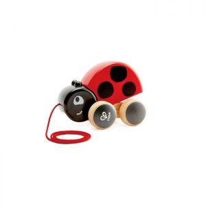 pull along ladybug