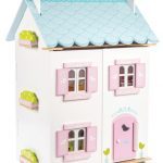 bluebird cottage dollhouse
