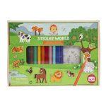 tiger tribe sticker world animals abound