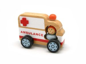 emergency vehicle ambulance