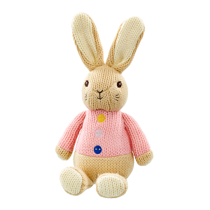 'Flopsy' Peter Rabbit Knitted Soft Toy