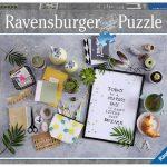 Ravensburger Start Living your Dream Puzzle 1000 Piece