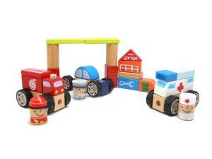 emergency building blocks