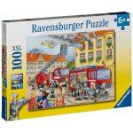 Ravensburger Fire Brigade Puzzle 100 Piece