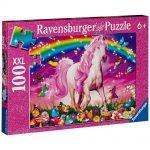 ravensburger horse dream glitter puzzle