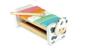 I'm Toy Pastel Cow Xylophone