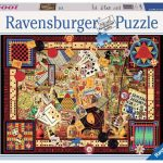 ravensburger vintage games jigsaw 1000 piece