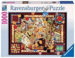 ravensburger vintage games jigsaw 1000 piece