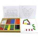 Cuisenaire Learning Rods