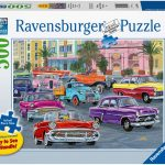 Ravensburger Large Format 500 Piece Just Cruising