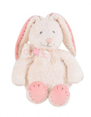 tikiri organic plush bunny