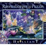 Ravensburger - Fairy with Butterflies Puzzle 500pc