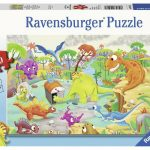 ravensburger time travelling dinosaurs