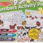 M&D - Numbers Activity Pad