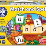 Orchard Game - Match And Spell