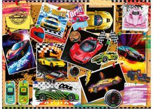 Ravensburger Dream Cars Puzzle 100 Piece