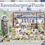 Ravensburger - Wanderlust Good Morning Paris 1000pc