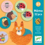 Djeco Woodland memory Game