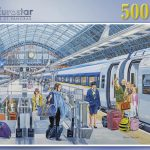 Ravensburger Eurostar at St Pancras 500 Piece Jigsaw Puzzle