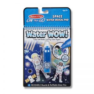 water wow on the go space
