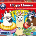orchard toys loopy lamas