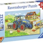 Ravensburger Hard at Work Puzzle
