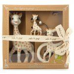 sophie the giraffe trio