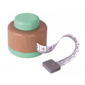 MamaMemo Wooden Workshop Tools - Tape Measure