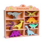Tender Leaf Toys Dinosaur Display
